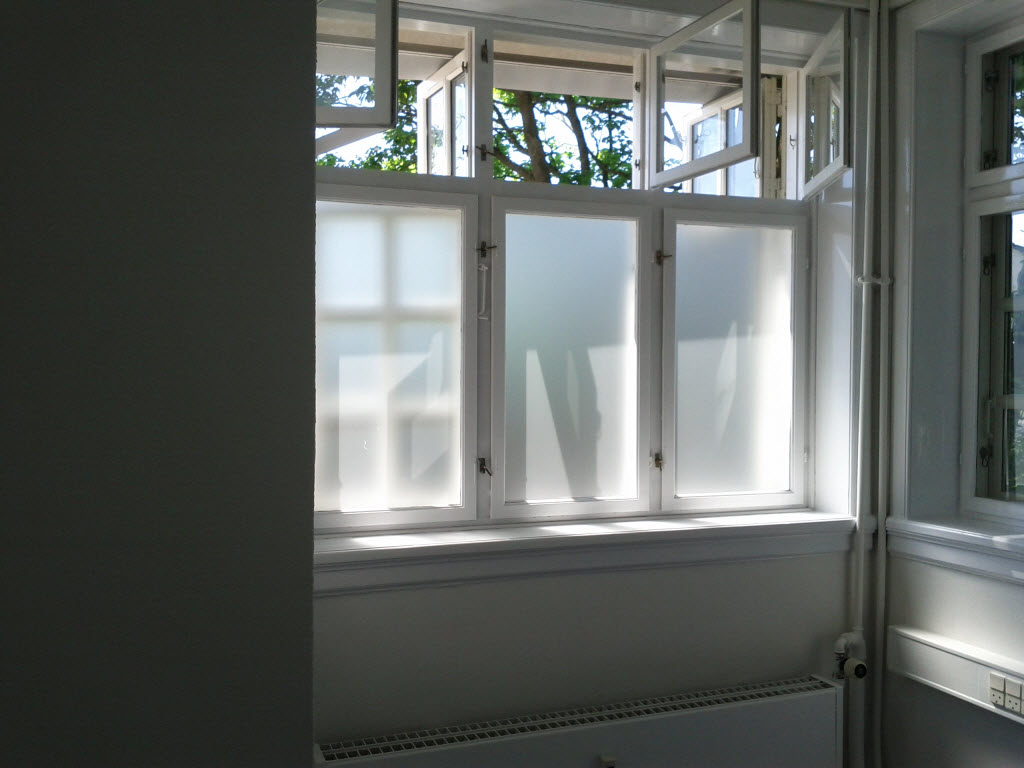 Alle nye Butik - køb privatliv vinduesfilm. One-Way spejlfilm til vinduer AI-65