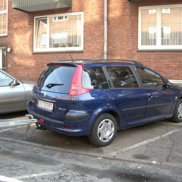 Solfilm i bilen