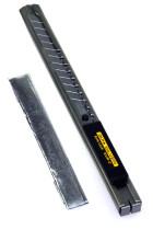 Professionel kniv fra Olfa. kr. 75 inkl. moms