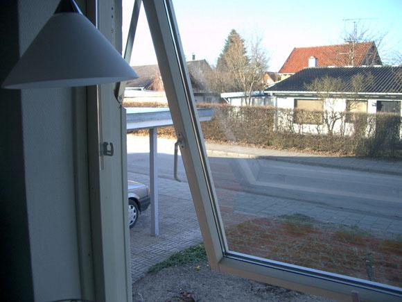 solfilm i villa